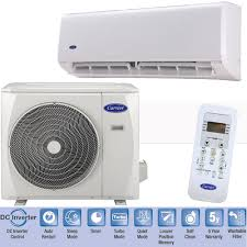 carrier split system. pq carrier pearl high-wall split complete system air conditioner 2.5, 3.5 and 5kw