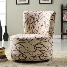 Overstuffed Living Room Furniture Furniture Elegant Armchair Design With Comfortable Swivel Accent