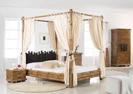 Exklusives Bambus Himmelbett Zum Träumen Exotischerleben