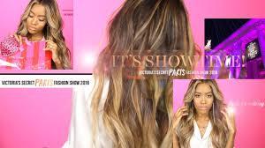 victoria s secret fashion show 2016 hair makeup tutorial