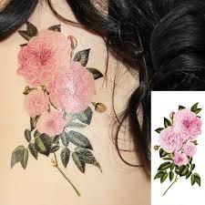 1 шт Flash Henna поддельные татуировки временные татуировки