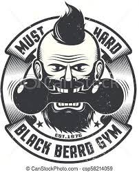 Gym Logo Template