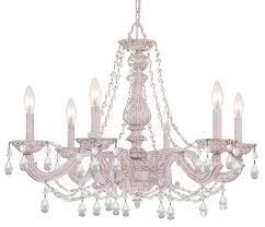 crystorama lighting cry 5026 aw cl i paris market antique white chandeliers kitchen lighting efaucets com