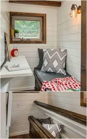 Designing a tiny house Interior Underthebench Storage Saves Space And Offers Convenience Jessica Helgerson Interior Design 40 Tiny House Storage And Organizing Ideas For The Entire Home