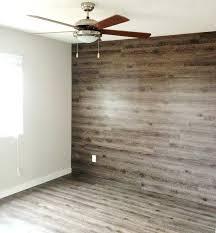 vinyl wood planks on wall stunning ideas plank accent stylish luxury flooring how to install