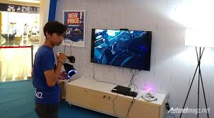 sony tv with ps4. event, playroom vr virtual reality play everything sony playstation 4: playstation tv with ps4