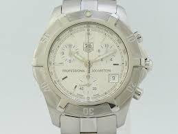 Tag Heuer Chronograph Professional 200 Quartz Steel Cn1111
