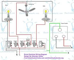 best wiring a room diagram images within electrical gooddy org single phase house wiring diagram at Home Wiring Diagram