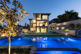 Stunning Contemporary Resort Style Mansion In Perth Idesignarch