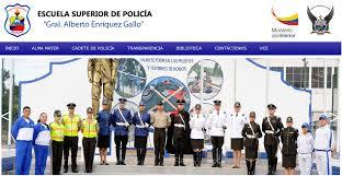 Escuela Superior de Policía  
