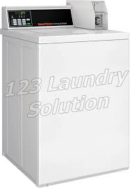 speed queen washer speed queen commercial top load washer coin drop installed 120v swnnc2sp113tw02