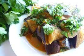 stir fried y eggplant recipe