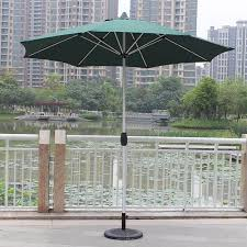 8 9 ft outdoor wind resistant patio umbrella 913al 1