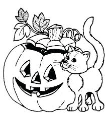 Halloween Coloring Picture Coloring Sheets For Kids Christian