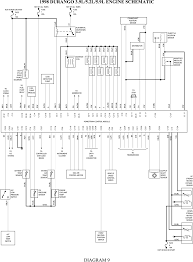 dodge dakota 3 9 engine diagram dodge wiring diagrams online