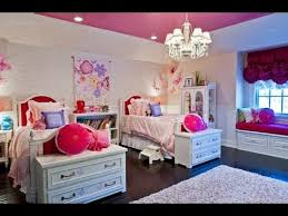 40 Cool Ideas GIRLS TWIN BEDROOMS YouTube Amazing Cool Bedroom Ideas For Girls