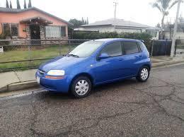 Hubster :: 2007 Chevrolet aveo ls (Garage entry)