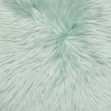 natures collection new zealand sheepskin rug mint cloudberry living