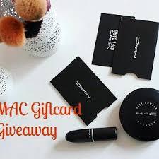 win a 500 mac cosmetics gift card
