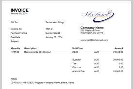 Company Invoice Invoicing Company Barca Fontanacountryinn Com