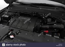 2007 Honda Pilot EX-L in Gray - Engine Stock Photo: 16049281 - Alamy