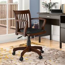 cool wood desk chairs. Contemporary Wood Bankers Chair Wood Office Chairs For Cool Desk M