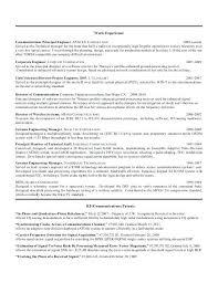 Rf Systems Engineer Sample Resume Classy Design Verification Engineer Sample Resume Colbroco