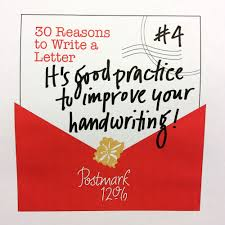 30 Reasons To Write A Letter Postmark 1206