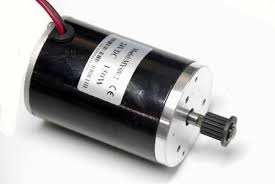 <b>DC</b> 12V <b>150W</b>, 2750 RPM <b>Electric Motor</b> Belt drive Motor