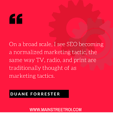 Quotes Website Beauteous 48 Quotes About SEO TO Guide Your Strategy Main Street ROI
