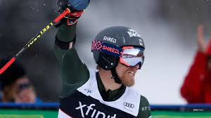 Tommy Ford Earns Third Career Giant Slalom World Cup Podium With Second  Place In Italy