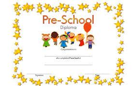 Preschool Graduation Certificate Editable Editable Certificate Template Best Of 30 Lovely Preschool Graduation