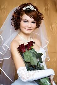 Brautfrisuren F R Kurze Haare Kurze Gelockte Haare Locken Haar