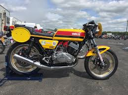 rd400 cafe racer two stroke yamaha