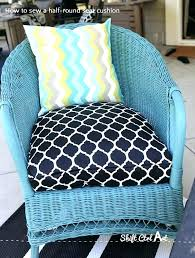 outdoor cushion slipcovers furniture for seat pillow wicker chair a deep sunbrella outdoor cushion slipcovers