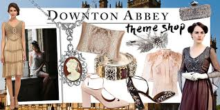 downton abbey themed fashion looks gifts and items of decor inspired by the