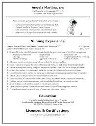 Registered Nurse Resume Skills Emelcotest Com