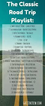 Songs For The Road Die Beste Playlist Für Roadtrips Travel Songs Road Trip