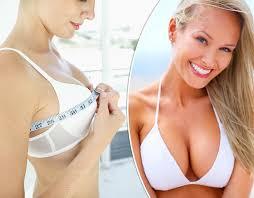 Breast shape of older women