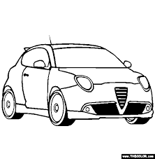 Surely, you will love them. Cars Online Coloring Pages
