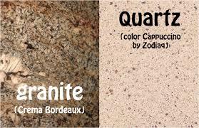 quartz vs granite countertops difference between granite and quartz countertops unique painting countertops