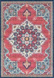 united weavers abigail valentina midnight blue accent rug
