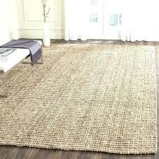 wool jute rug synthetic sisal solid color