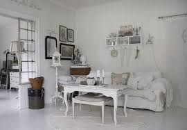 Monochrome Living Room Decorating Shabby Chic Living Room Home Interior Insights