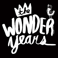 the wonder years band logo. Modren Logo Iu0027m Looking For The Font Used In Original Logo  Intended The Wonder Years Band Logo Reddit