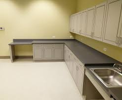 office counter tops. laminate countertops for a clinic in mount prospect, il office counter tops