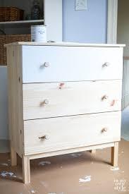 ikea tarva dresser refinished. Ikea Tarva Dresser Refinished. How-to-paint-an-ikea-tarva Refinished |