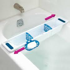 bathtub toy holder basket ideas