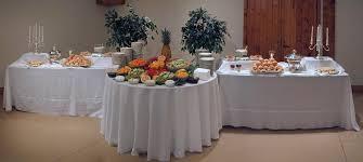 Wedding Food Tables Wedding Reception Food Table Setups Brief Description Of Weddings