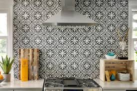 be inspired by these cool ideas for tiling your kitchen cement tile